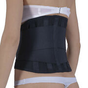 Dorsal Support Sport And Work Corset Lumbar Muscular Strain Made In Italy