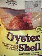 Crushed Oyster Shell Extra Calcium 5+ Pounds Turkey Chicken Guinea Hatching Eggs