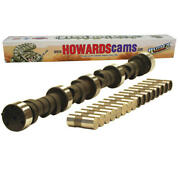 Howards Camshaft And Lifter Kit Cl118081-09 Big Daddy Rattler Hydraulic For Sbc