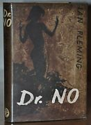 Dr. No1st State 1st/1st Uk Editionw. Org Near Fine Dust Jacketian Fleming