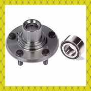 Front Wheel Hub And Bearing For Nissan Versa 2012-2015 Lh Or Rh Each Fast Shipping