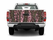 Car Truck Bed Tailgate Hunting Deer Graphics Decals Vinyl Wrap Stickers Camo