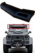 Roof Front Spoiler With Led Merecdes W463 6x6 G500 G55 G63 G65 Amg Brabus Style