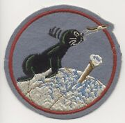 Rare Wwii Usaaf Marks Army Airfield Nome Alaska Jacket Patch