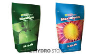 General Hydroponics Maxigro And Maxibloom 2.2 Lbs Combo - Gh Dry Micronutrients