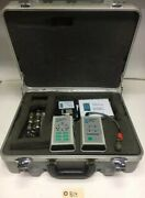 Rjg Inc Transducer Testers T-ttst And T-ctst Warranty Fast Shipping