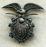 Us Military Academy Usma West Point Class Of 1911 Pin