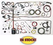 American Autowire 5100651 - 1957-60 Ford Pickup Classic Update Wiring Harness