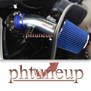 Blue Air Intake Kit Fit Toyota 2007-2011 Camry / 2009-2015 Venza 3.5l V6