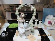 Lladro 6562 A Wish For Love 1999-2005 Original Box 1 Very Small Flaw