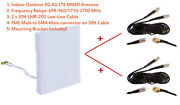 3g 4g Lte Omni Mimo Antenna For Straight Talk Huawei H350l Home Phone And Wifi