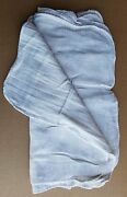 2000 New Shop Rags / Industrial Cleaning Towels White 14x14 Towelcenter.com