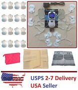 Tens Unit Tens Massager Digital Therapy Acupuncture Machine Dual Output Lady Iii