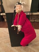 Dept 56 Heritage Village Collection Christmas Decorations Antiques Doll In Stock