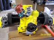 1/2 Vw Half Vw Engine Conversion Plans For Ultralight Or Lsa Aircraft
