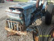 Long 460 Tractor, Diesel Supposed To Run