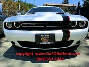 Fits All Dodge Challenger 5 + 1/2 Inch Vinyl Racing Stripes Graphic Decal 20 Ft