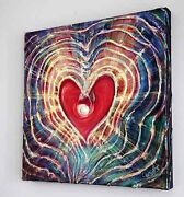 Good Luck In Love Gift That Ends In Aahh... Light Of Love - Fine Art Painting
