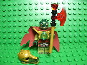 Lego New Crominus Minifig Legends Of Chima 70006 With Weapon