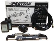 Uflex Protech Hydraulic Front Mount Ob Steering System With Uc128-obf/2 Cylinder