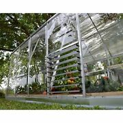 Maze Greenhouse Louver Window 62cm Increases Airflow, Helps To Cool Down