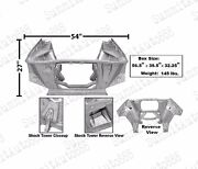 66 67 Nova Shock Tower Apron Radiator Support Assembly Nors6667-72