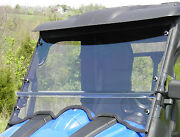 Soft Top + Clear Lexan Windshield Yamaha Rhino Utv Enclosures New 2 Color