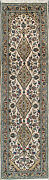 2and039 8 X 10and039 4 Kashan Wool Authentic Hand Knotted Persian Rug