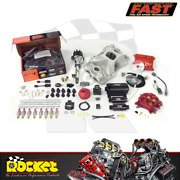 Fast Xfi 2.0 Sequential Fuel Injection Kit Sb Fits Chev 1000hp - Fast3012350-10