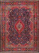 9and039 8 X 13and039 0 Kashmar Wool Authentic Hand Knotted Persian Rug