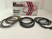 Engine Pro By Hasting Sbc Chevy 350 383 .040 Over Piston Rings 4.040 Small Block