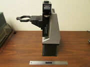 Opto Micron Fx-610 Mitutoyo Motorized Precision Stage With Base And Ring