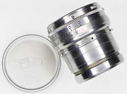 Carl Zeiss Jena 5cm F1.5 Sonnar For Contaflex Tlr 1865922 ........... Rare