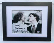 Psadna 42nd President Bill And Hillary Clinton Signed Autographed Framed Photo