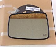 10-17 Ram 1500 2500 Power Heated Auto Dim Driver Side Mirror Glass Replacement