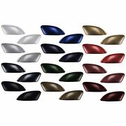 Oem New 2010-2019 Ford Taurus Pre Painted Mirror Cover Caps Pair- All Colors