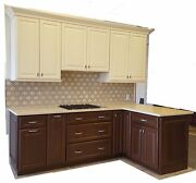 Kitchen Cabinets And Quarz Countertops