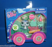 Littlest Pet Shop Pets On The Go Seal 1842 New - Retired