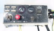 Oem Grasshopper Decal Console W/all Gauges Hour Meter And Lights 141160 141200