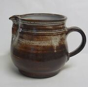 Roger Collet Artist Ceramist Vallauris French Pottery Pitcher