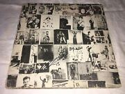 Keith Richards Signed Exile On Main Street Lp Album The Rolling Stones Proof