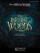 Into The Woods Piano/vocal Selections Music Book-brand New On Sale Songbook