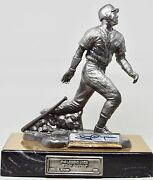 Tony Gwynn Pewter Statue By Michael Ricker - 71/156 - Legend Lives- Signed Rare