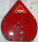 Toro 2 Stage Snowblower Auger Left Hand Side Plate And Bearing For 38050- Used