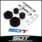 Fits 2009-2018 Dodge Ram 1500 3 Front + 2 Rear Lift Kit + Coil Spring Tool 2wd