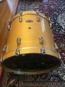 Pearl Reference 5pc. Shell Pack Natural Maple Finish W Cases And Tom Arms Mint