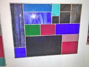 Stained Glass Panels,windows,wall Hangings,art,,sunchaser,pictures,gifts