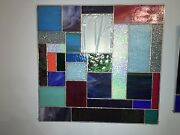 Stained Glass Panelswindowswall Hangingsartsunchaserpicturesgifts