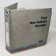 1960s Ford New Holland 2000 3000 4000 5000 7000 Tractor Service Manual 402000050