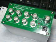 8 Port Output 10mhz Distribution Amplifier Frequency Standard